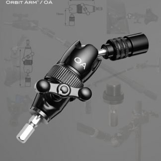 Triad-Orbit OA Ball-Swivel Mini-Boom Orbit Arm with IO Quick-Change Coupler