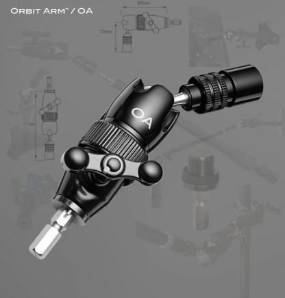 Triad-Orbit OA Ball-Swivel Mini-Boom Orbit Arm with IO Quick-Change Coupler