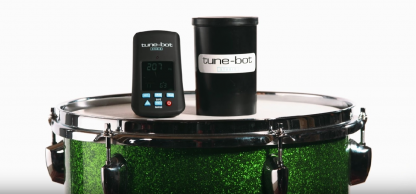 Overtone Labs Tbs-001 Tune-Bot Studio Advanced Tuner with Hard Shell Case