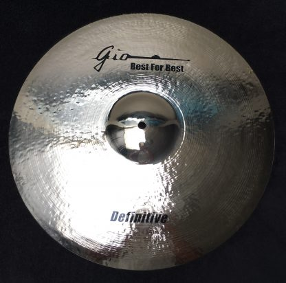 "GIO Cymbals - Best For Best - DEFINITIVE 19"" INCH CRASH RIDE CYMBAL"