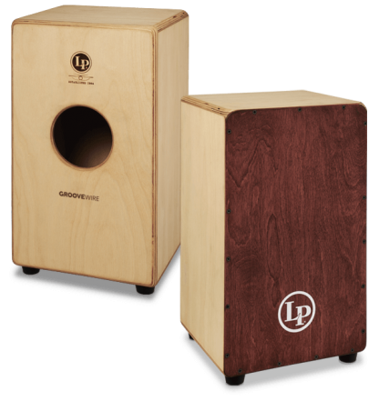 Latin Percussion LP1427W Groove Wire Cajon