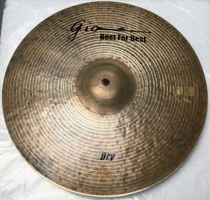 GIO Cymbals - Best For Best - DRY HIHAT CYMBALS