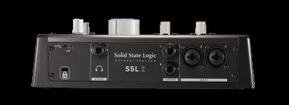 SSL 2 - rear