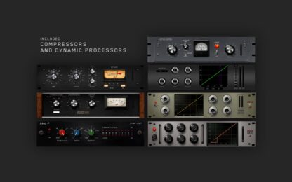 Antelope Audio Compressors and Dynamic Processors