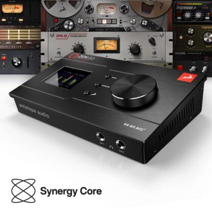 Antelope Audio Zen Go Synergy Core