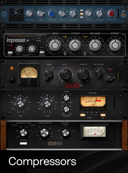 Antelope Audio Compressors