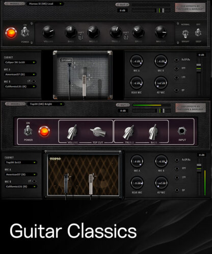 Antelope Audio Guitar Classics