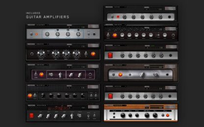 Antelope Audio Guitar Amplifiers