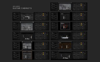 Antelope Audio Guitar Cabinets